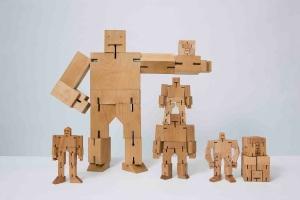 Areaware-Cubebot