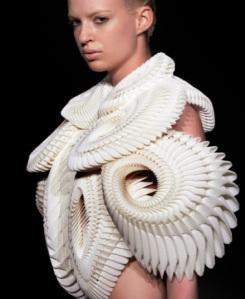 Iris van Herpen, SS11 Amsterdam Fashionweek
